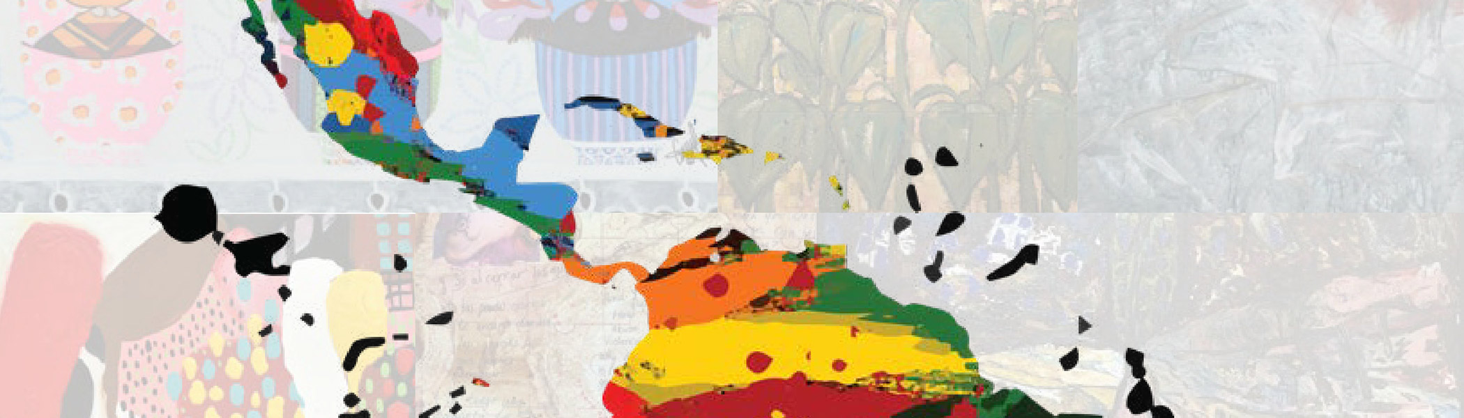 A mosaic made up of artistic expressions at the Virtual Latin American Art Festival 2020