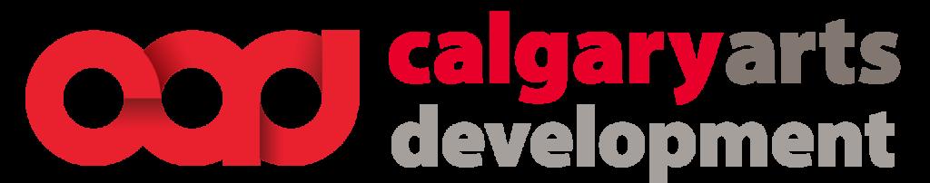 Calgary Arts Development logo